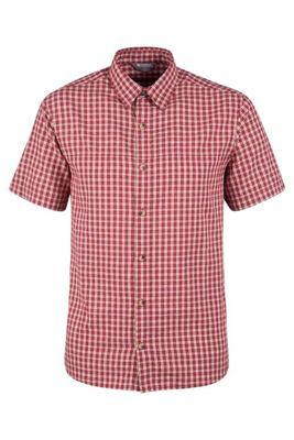 Mountain Warehouse Weekender Mens Cotton Shirt ( Size: S )