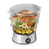 Tower T21001 3 Tier Stainless Steel Steamer