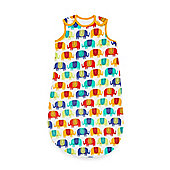 B Baby Bedding Elephant Sleeping Bag 1 Tog Size 0-6 months