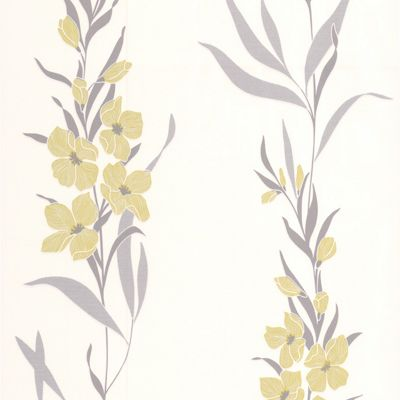 Superfresco Easy Jardin Paste The Wall Floral Green Wallpaper