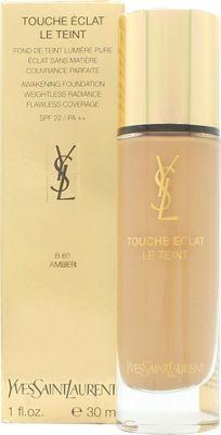 Yves Saint Laurent Teint Touche Éclat Foundation (New Formula) 30ml - B60 Amber