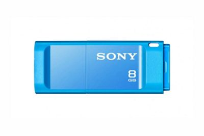 Sony USM-8X 8GB MicroVault X-series USB 3.0 Blue