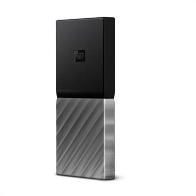 WD 256 GB My Passport SSD Portable External Solid State Drive