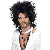 Smiffy's - Sex God Wig - Black