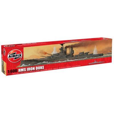 HMS Iron Duke (A04210) 1:600