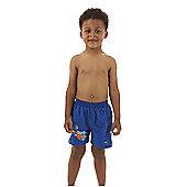 "Speedo Infant Boy's 'Seasquad' 11"" Watershort - Blue"