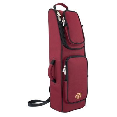 Tom and Will 36BA Padded Bassoon Bag - Burgundy