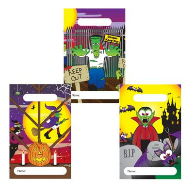 Toys Spooky Party Bag (12pk)