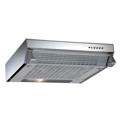CDA CST61SS 600mm Built in Extractor in Stainless Steel