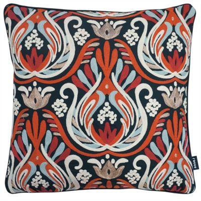 Rocco Baroque Orange Cushion Cover - 43x43cm