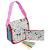 Disney Tsum Tsum Colour Your Own Bag Set