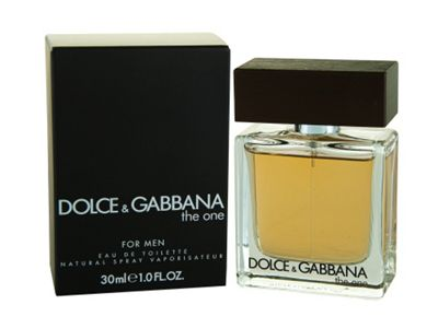 Dolce and Gabanna The One Man Eau De Toilette 30ml