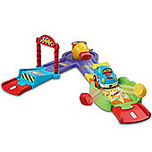 VTech Toot Toot Drivers Press and Go Launcher Deluxe
