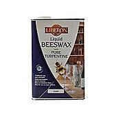 Liberon BLCL5L 5L Beeswax Liquid - Clear