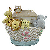 Children's Money Box - Noah's Ark, Money Boxes for Children, Children's Gifts, Christening Gifts