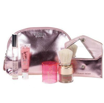 Victoria's Secret Hot Summer Nights Beauty Makeup Gift Set