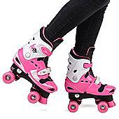 Loch Girls' Adjustable Roller Skates UK 10-12