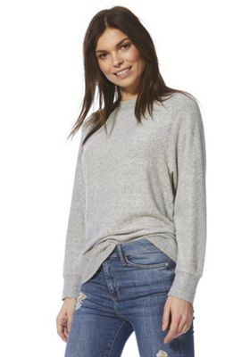 F&F Raglan Sweatshirt Grey 18