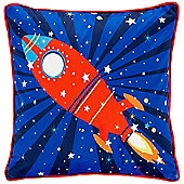 Outer Space Cushion Cover 43 x 43 cm