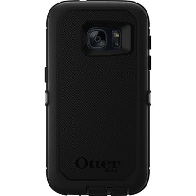 OtterBox Defender Carrying Samsung Galaxy S7 Case - Black