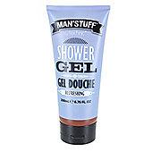 Technic Man' Stuff Refreshing Gel Douche Shower Gel 200ml