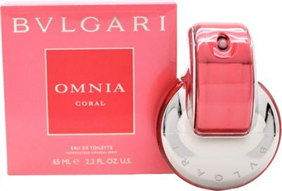 Bvlgari Omnia Coral Eau de Toilette (EDT) 65ml Spray For Women