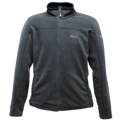Regatta Mens Fairview Fleece Jacket Seal Grey 2XL