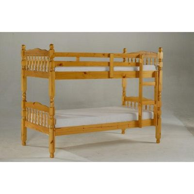 Home Zone Antonia Single Bunk Bed Frame