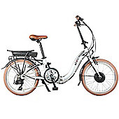 Lectro Easy Step 7 Speed Folding Electric Bike