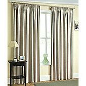 Enhanced Living Twilight Green Pencil Pleat Curtains - 46x54 Inches (117x137cm)