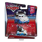 Disney Pixar Cars Diecast Shigeko