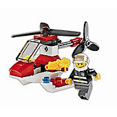 LEGO City: Mini Fire Helicopter Set 4900 (Bagged)