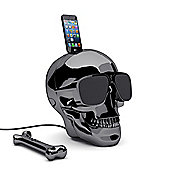 Jarre AeroSkull HD + Speaker - Chrome Black