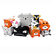 Animal Gift Wrap Kit