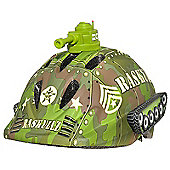 Raskullz Transportz Army Tank Safety Helmet