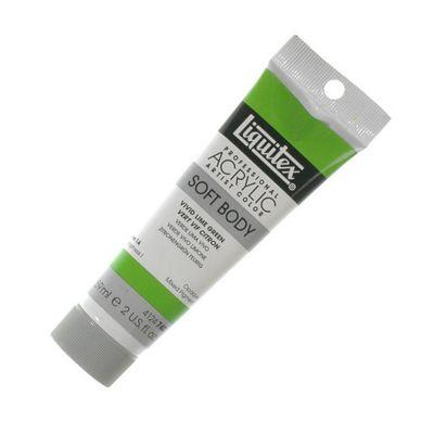 Liquitex Soft Body 59ml Tb Vivid Lime Green