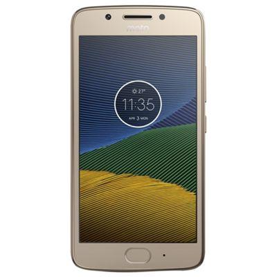 Moto G5 Gold-SIM Free