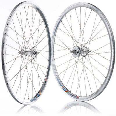 Wilkinson Wein DP18/Miche Fixie Wheelset in Silver