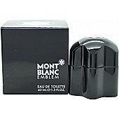 Mont Blanc Emblem Eau de Toilette 40ml EDT Spray For Men