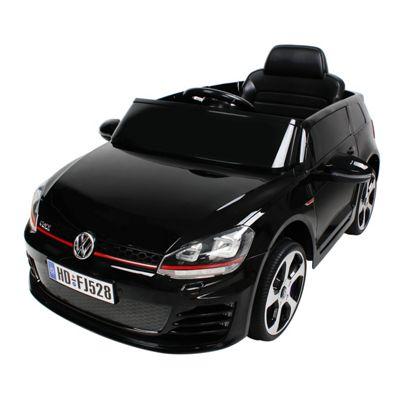 VW GTI Kids Electric Ride On Car Black Electric Car for Kids