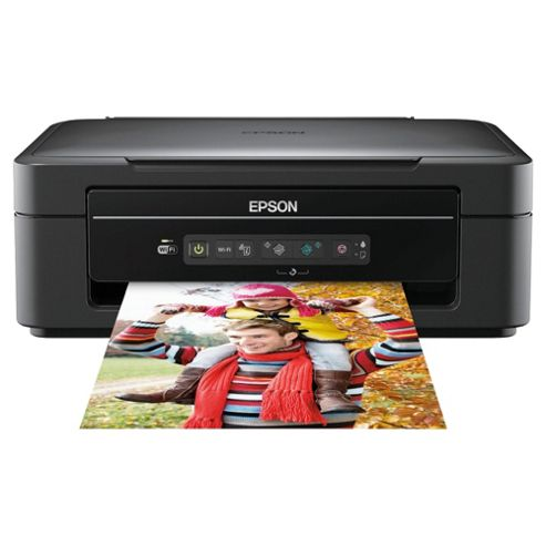Epson XP 202 AIO Wireless (Print, Copy & Scan) Inkjet Printer