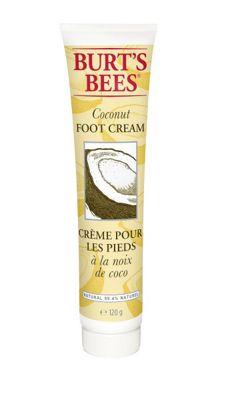 Burt's Bees Coconut Foot Cream 120g