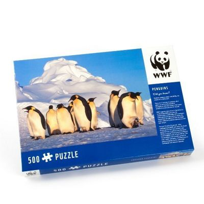 Penguins - 500pc Puzzle