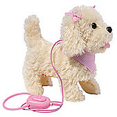 Pitter Patter Pets Walk Along Puppy Interactive Pet