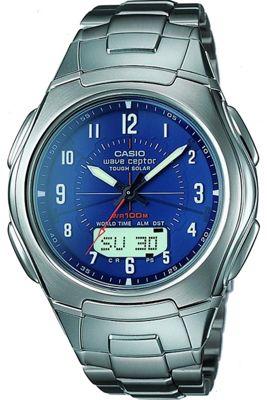 Casio Computer WVA-430DU-2A2VER Wave Ceptor Watch
