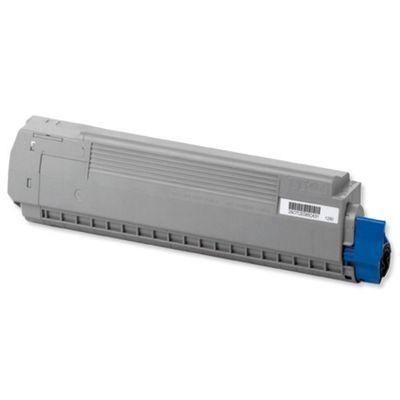 OKI Black Toner Cartridge for MC860 Multi Function Printers (Yield 9500 Pages)