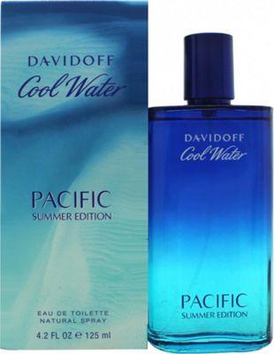 Davidoff Cool Water Pacific Summer Edition Eau de Toilette (EDT) 125ml Spray For Men