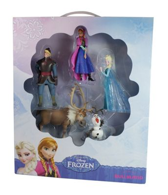 Bullyland Frozen Bumper Pack - 5 Figures in Box