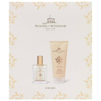 Woods of Windsor  For Men Gift Set