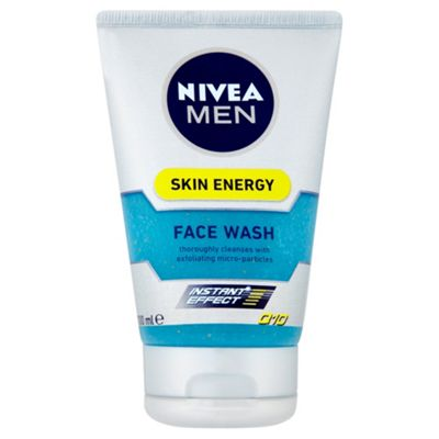 NIVEA MEN® Skin Energy Face Wash 100ml